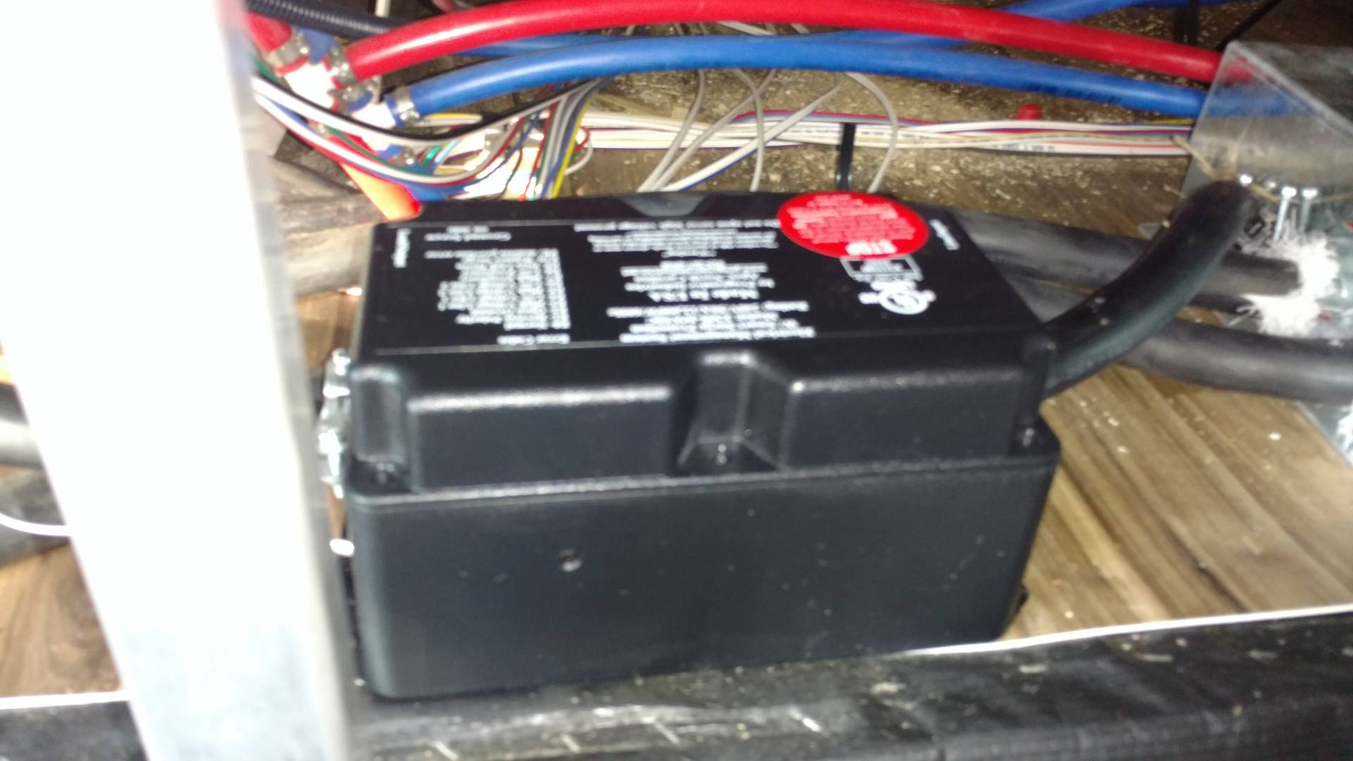 Rv Mods Life En Route Home Trailer Hitches Hitch Wiring Curt Adapters Duplex In Addition To Detecting Several Types Of Electrical Faults It Displays The Voltage And Current On Each Leg As Well Any Panel That I