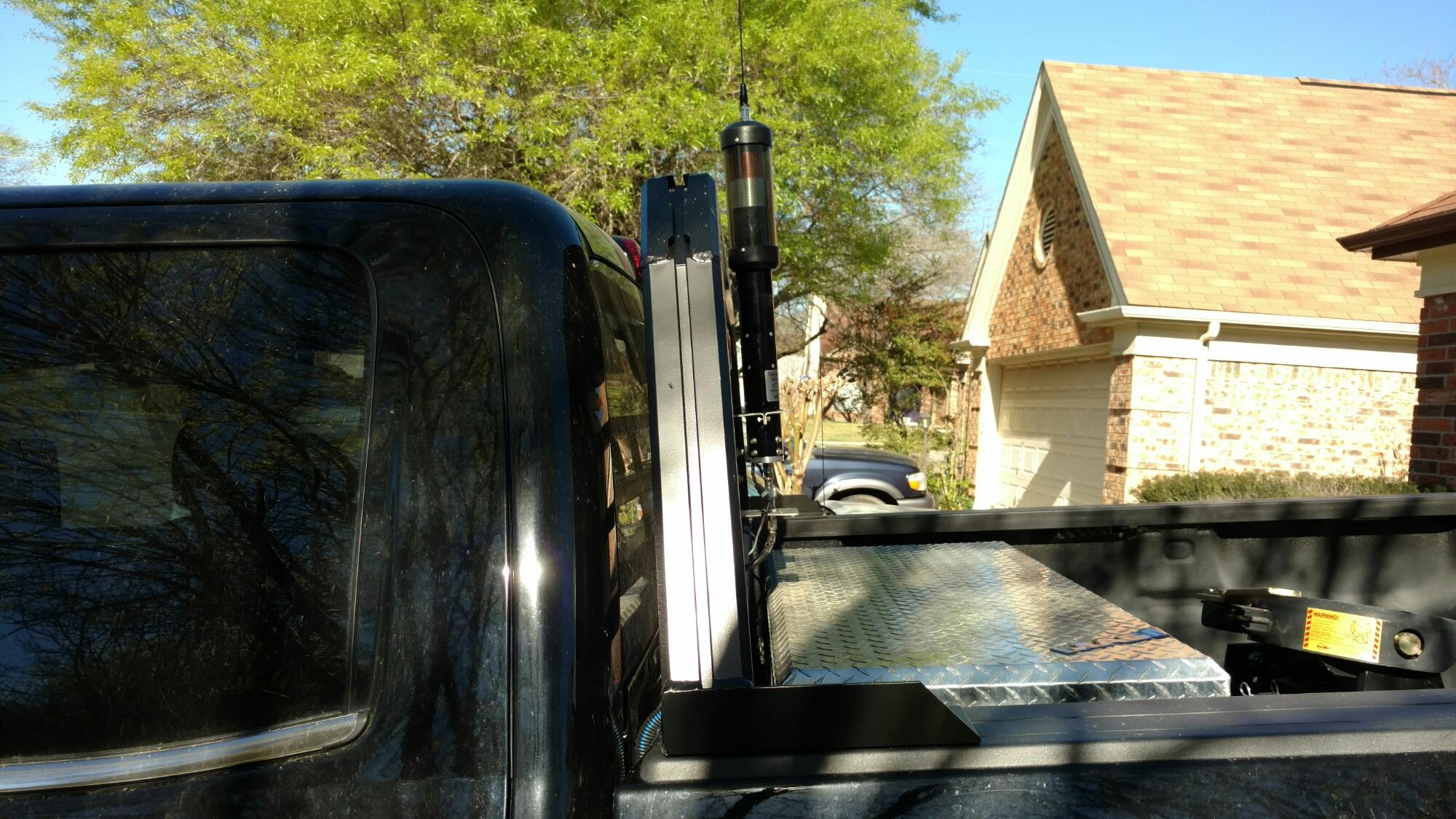 Headache Rack - Chevy and GMC Duramax Diesel Forum
