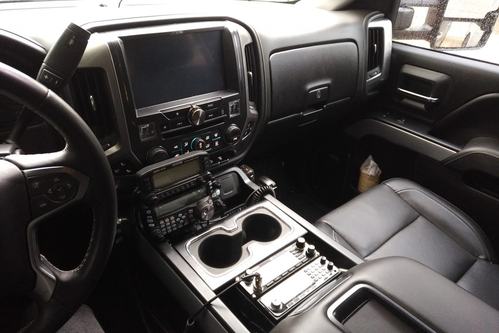 2015+ LTZ Console CB Location - Page 3 - Chevy and GMC ...